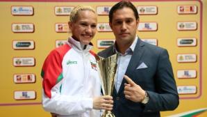Треньорът на Станимира Петрова: Стойка не се боксира, а прави хватки от борбата