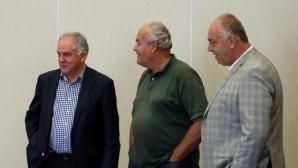 Тъжна вест! Почина президентът на Националната волейболна лига
