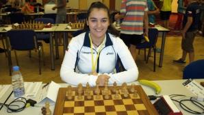 Виктория Радева е девета на ЕП по шахмат