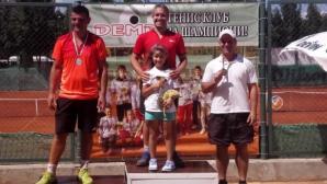 Разпределени са титлите на турнира за ветерани Bulgarian Open