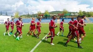 Катарски елитен тим пристигна на подготовка в Албена