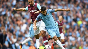 Агуеро няма да пътува за Аржентина, остава под въпрос за дербито с Юнайтед