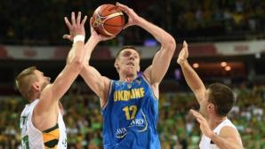 Новото попълнение на Лукойл Академик Максим Корниенко: Словения е фаворит в групата