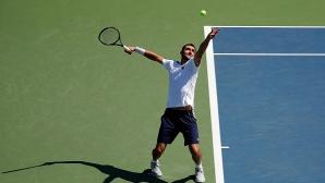 US Open започна с изненада