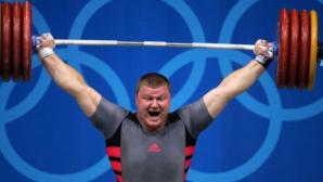 Величко Чолаков сменя щангата с ракета