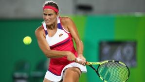 Олимпийската шампионка се провали с гръм и трясък в Ню Йорк