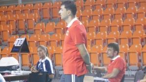 Владимир Николов: Условията са перфектни, очаквам оспорвани мачове на Европейското