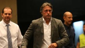 Иво Тонев доволен от свършеното: Поне не ни се налага да се обединяваме с Левски Карлово (видео)