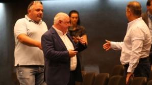 Баждеков анонсира още промени в Левски