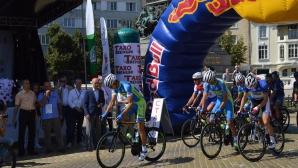 Украинец спечели четвъртия етап от Обиколката на България