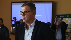 Наско Сираков: Никой не ме е търсил за Левски
