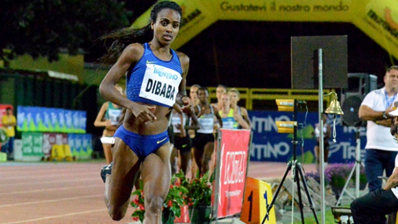 Малко не достигна на Дибаба за световен рекорд в Роверето