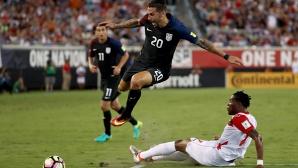 САЩ не допуснаха изненада и се класираха за последния етап на квалификациите в зона КОНКАКАФ (видео)