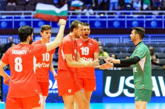 България домакин на турнир от Световната лига 2017