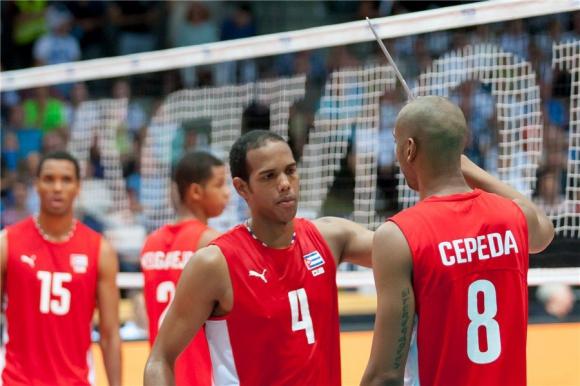 Куба аут от Световната лига и Гран при