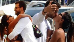 Каква любов! Григор и Никол заедно в Портофино (галерия)