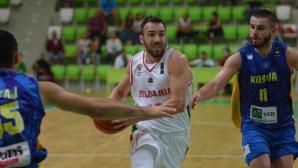 България с нова победа срещу Косово
