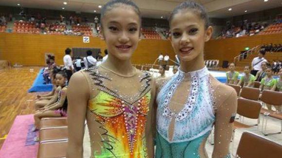 Сребро в многобоя и още четири медала на уредите за Галатея Герова в Япония