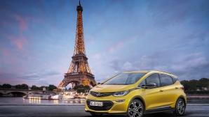 Световна премиера на Opel Ampera-e в Париж