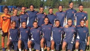 ЛП Суперспорт нанесе първа загуба на НСА в женското футболно първенство от 12 години