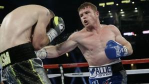 Алварес счупил ръка в мача със Смит