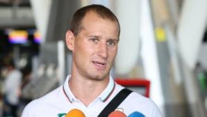 Плувецът Александър Николов: Ще остана, ако има на какво да разчитам всеки месец