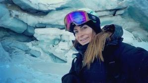 Сани Жекова иска да става фрирайдър