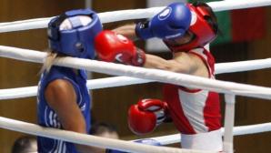 Още две българки си осигуриха медали от европейското първенство по бокс