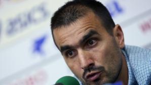 Кристиян Добрев: Щастлив съм за Септември и Локомотив (Сф)