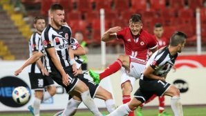 Локо ГО отиде с трима футболисти по-малко и бе изритан от турнира за Купата