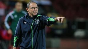 Мартин О'Нийл остава начело на Ейре до края на 2018 година
