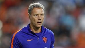 ФИФА назначи легендата Марко ван Бастен за технически директор
