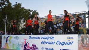 Уникално танцово шоу откри Extreme Fest-а на София2018 – Европейска столица на спорта