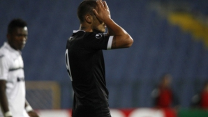 Военно положение спира играч на Локо Пд за националния отбор на Сирия