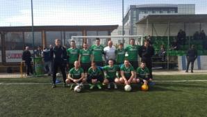 Българските отбори газят в ШЛ по мини футбол