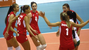 Перфектна България - 6 от 6 след 3:0 над Румъния