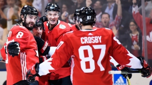 Канада победи Русия в полуфинал за Световната купа (видео)