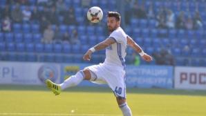 Благо Георгиев остава без победа в Русия (видео)