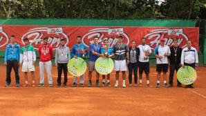 """""""Черно море Елит"""" триумфира на държавното отборно първенство за мъже"""