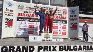Top Drift Racing с две титли