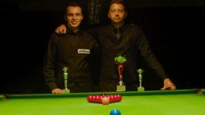 Братислав Кръстев спечели първия турнир за сезона