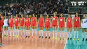 Шест отбора се класираха за Евроволей 2017