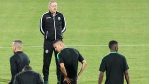 Дерменджиев запозна футболистите със силните и слабите страни на ПСЖ