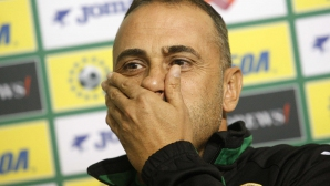 Става интересно - треньорът на Динамо е спокоен за поста си, бил войник