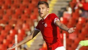 Преслав Йорданов се завръща в редиците на ЦСКА-София