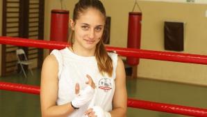 Еми-Мари Тодорова европейска шампионка по бокс за девойки