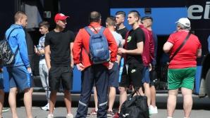 Юношите до 19 ще играят контрола с Англия