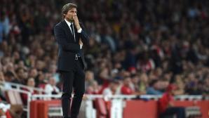 Конте загуби съня си след загубата от Арсенал
