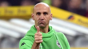 Треньорът на Гладбах с нов договор