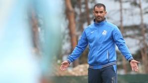 Треньорът на Дунав: Нямаме футболисти за Първа лига и купата на България